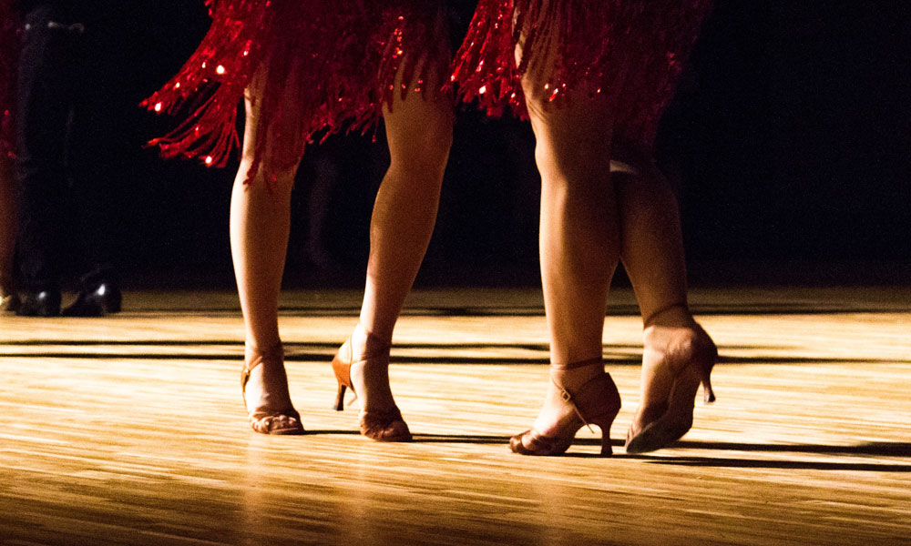 Salsa Dance 体験