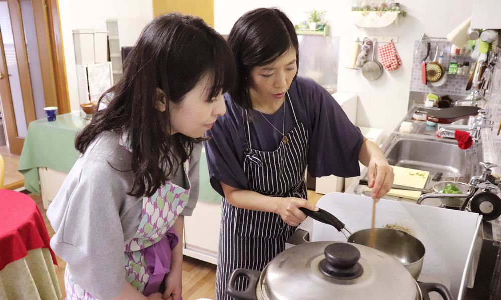 家庭薬膳料理のプライベートレッスン