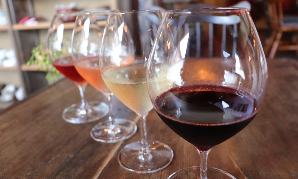 自然派ワイン 飲み比べ体験