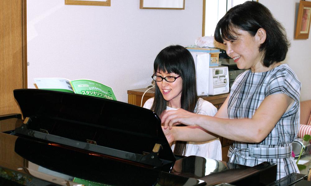 ピアノレッスン体験【60分】